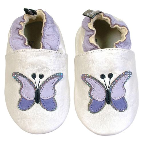 Tommy Tickle Butterfly Shoes - Baby