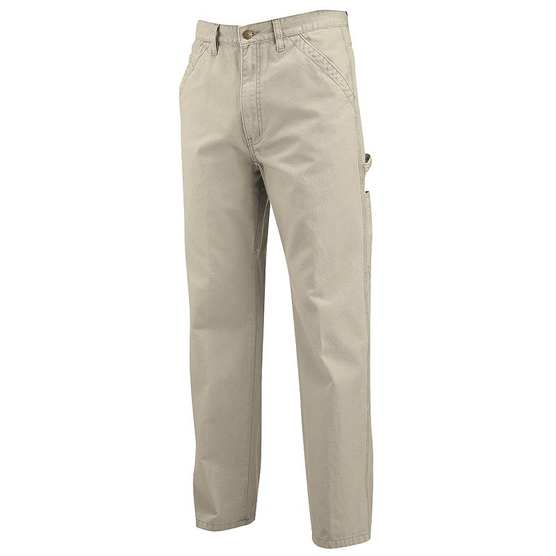 Men's Wolverine Hammer Loop Canvas Carpenter Pants
