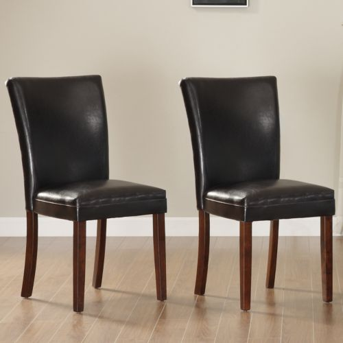 HomeVance 2-pc. Dining Chair Set