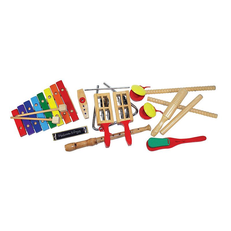 Melissa and Doug Deluxe Band Set