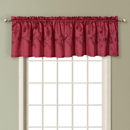 United Curtain Co. Addison Valance - 21'' x 54''