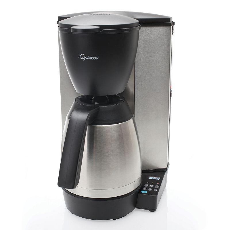 Capresso MT600 Plus 10-Cup Coffee Maker