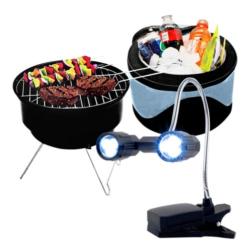 Chef Buddy Chill and Grill Barbecue Set
