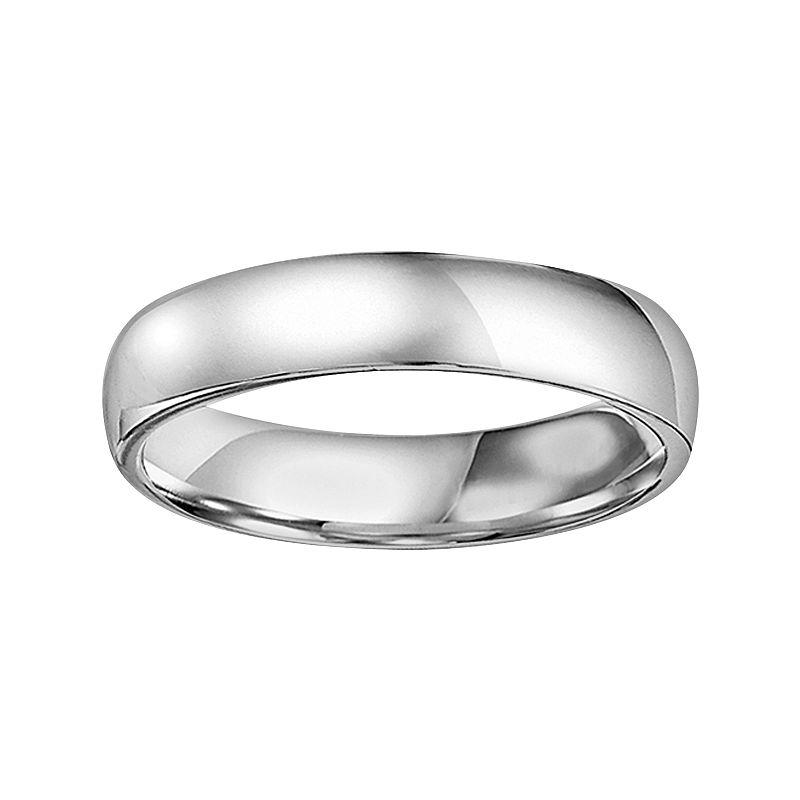 Cherish Always Platinum Wedding Band - Men
