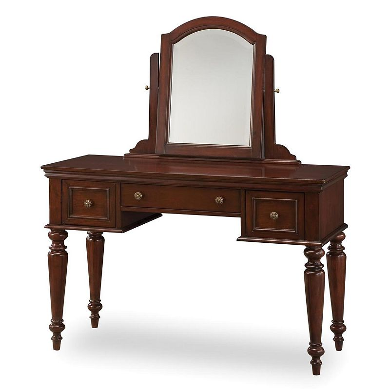Lafayette Vanity Table With Mirror