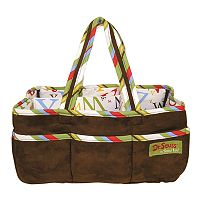 Dr. Seuss ABC Diaper Storage Caddy by Trend Lab