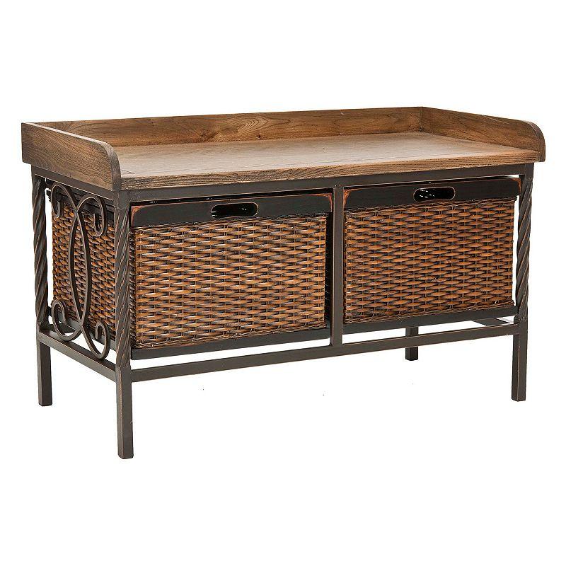 Safavieh Grayson Storage Bench