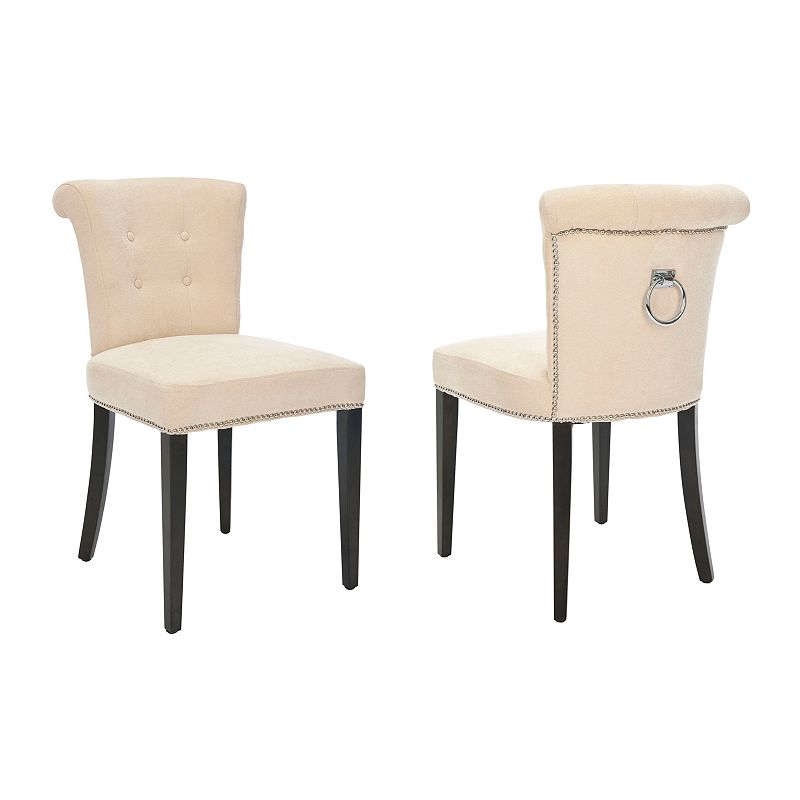 Safavieh 2-pc. Levi Dining Chair Set
