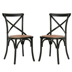 Safavieh 2-pc. Benjamin Side Chair Set by