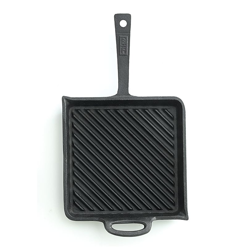 Bobby Flay™ 10.5-in. Pre-Seasoned Cast-Iron Griddle