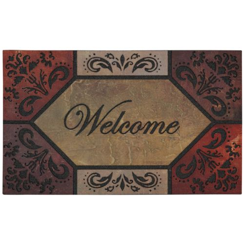 Mohawk® Home Gail Damask Welcome Doormat