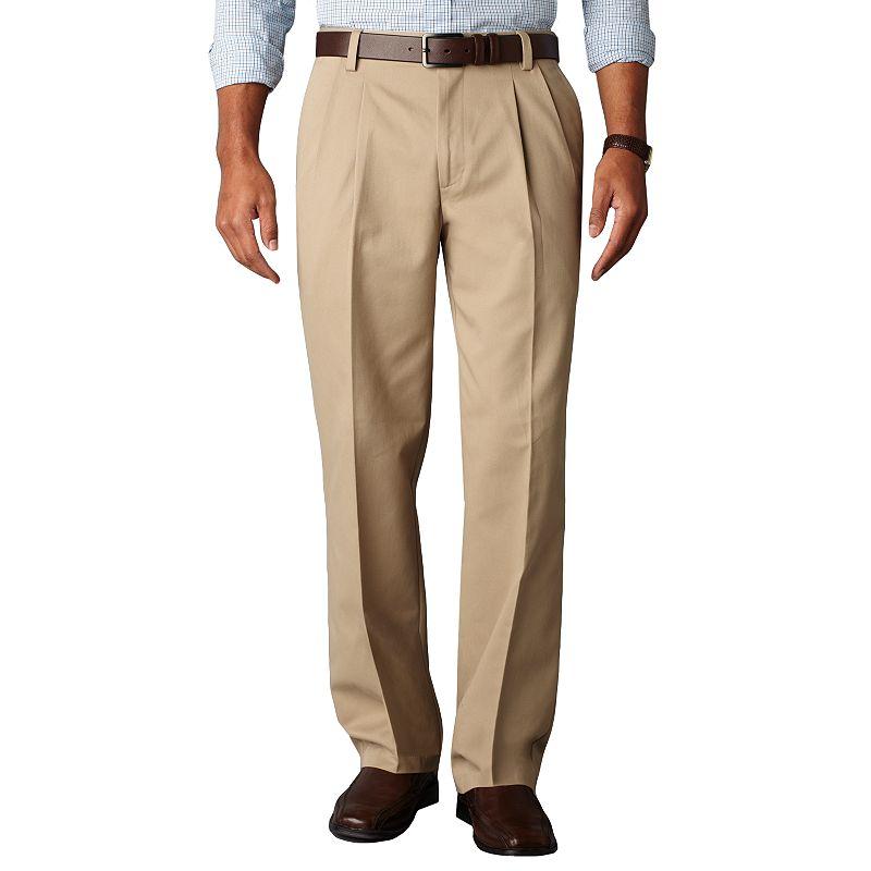 Men's Dockers® Easy Khaki D3 Classic-Fit Pleated Pants