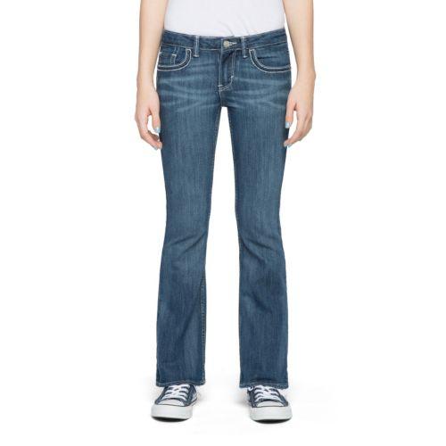 Girls 7-16 & Plus Size Levi's Taylor Bootcut Jeans