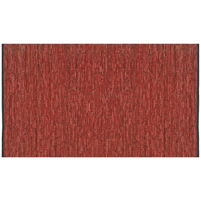 St. Croix Matador Leather Rug - 8' x 10'