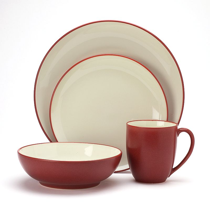 Noritake Colorwave Coupe 4-pc. Place Setting
