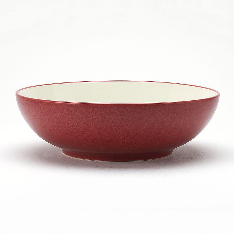 Noritake Colorwave Raspberry Vegetable Bowl