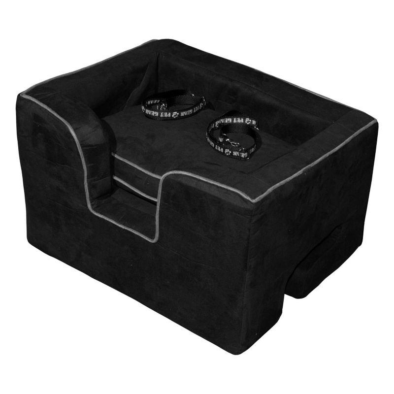 Pet Gear Booster Car Seat - Large, Black