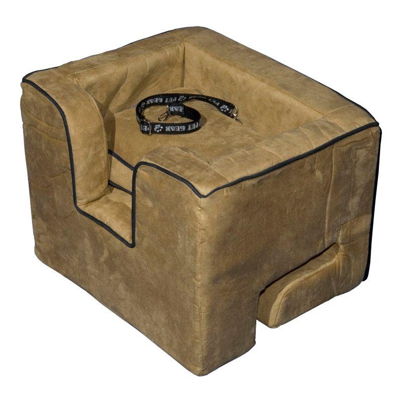 Pet Gear Booster Car Seat - Medium, Brown