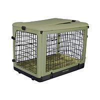 Pet Gear The Other Door Pet Crate & Plush Pad - Large