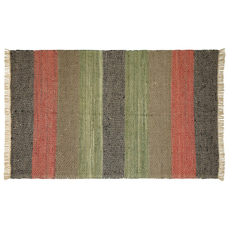 St. Croix Matador Striped Rug - 30'' x 50''