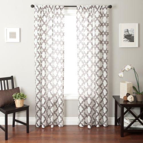 Phyllis Burnout Window Panel