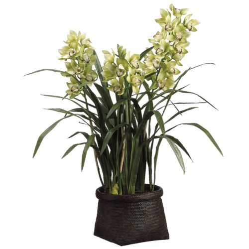42-in. Artificial Cymbidium Floral Arrangement
