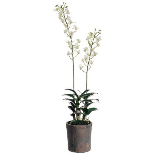 36-in. Artificial Orchid Floral Arrangement