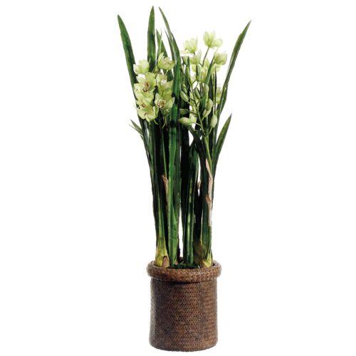 40-in. Artificial Orchid Floral Arrangement