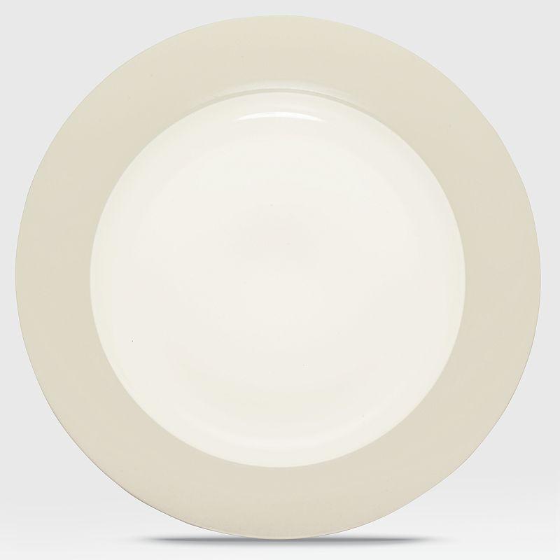Noritake Colorwave Cream Rim Round Platter