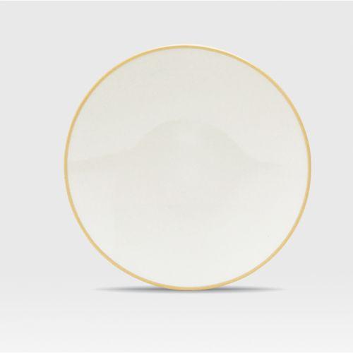Noritake Colorwave Mustard Coupe Mini Plate