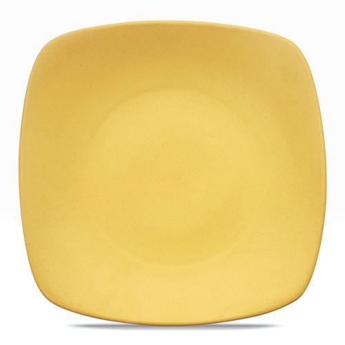 Noritake Colorwave Mustard Square Serving Plate