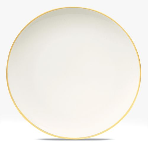 Noritake Colorwave Mustard Coupe Serving Platter