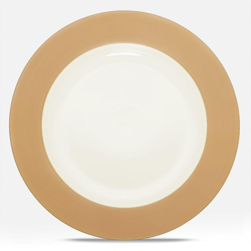 Noritake Colorwave Suede Rim Round Platter
