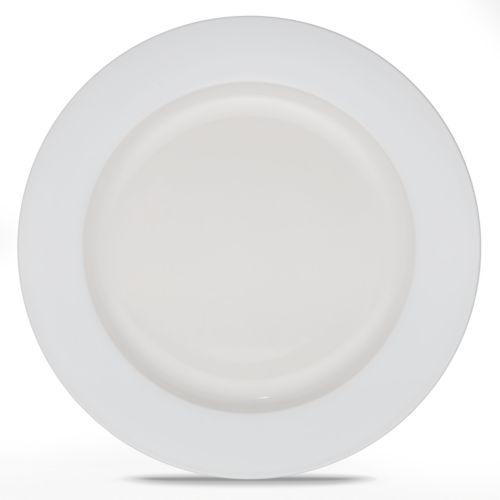 Noritake Colorwave White Rim Round Platter