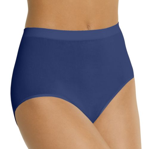 Bali Comfort Revolution Seamless Microfiber Brief - Women's