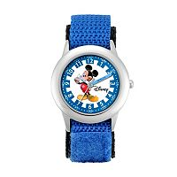 Disney Mickey Mouse Kids' Time Teacher Watch