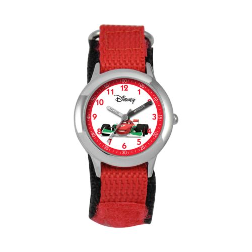 Disney / Pixar Cars Time Teacher Stainless Steel Watch - Kids