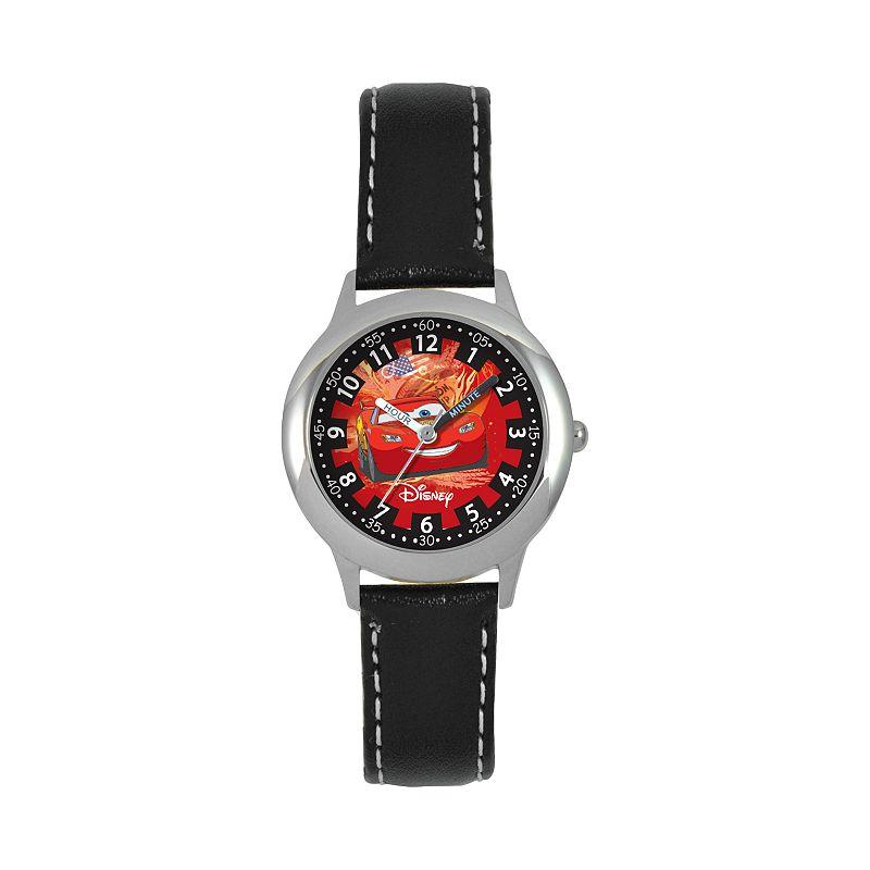 Disney / Pixar Cars Lightning McQueen Kids' Time Teacher Watch