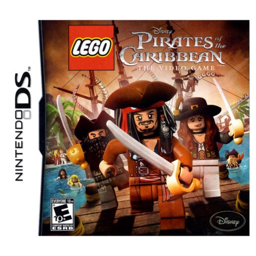 LEGO Pirates Of The Caribbean for Nintendo DS