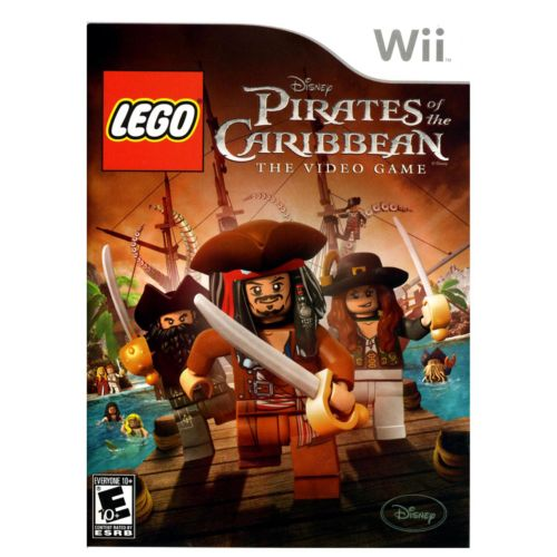 LEGO Pirates of the Caribbean for Nintendo Wii