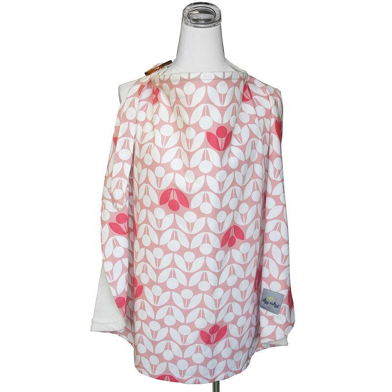 Itzy Ritzy Modern Floral Nursing Cover