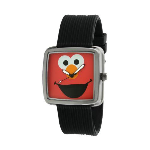 Sesame Street Elmo Silver Tone Watch - SW4925EL - Kids