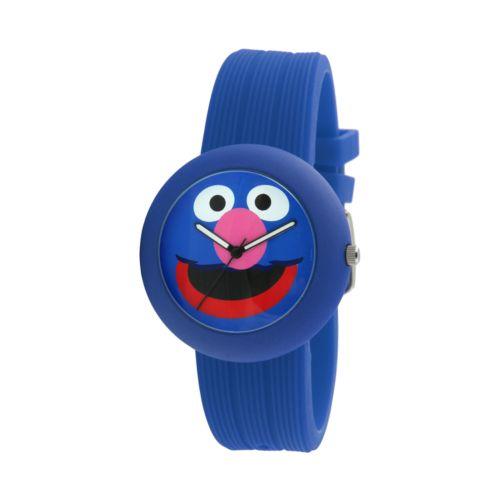 Sesame Street Grover Blue Watch - SW614GR - Kids