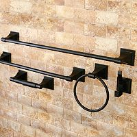 Classic 5-pc. Towel Bar Set