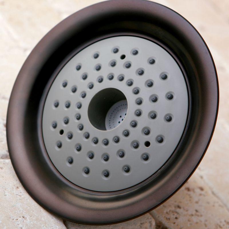 High-Velocity Showerhead