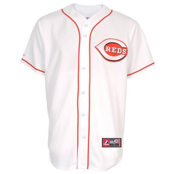 Big & Tall Majestic Cincinnati Reds MLB Jersey