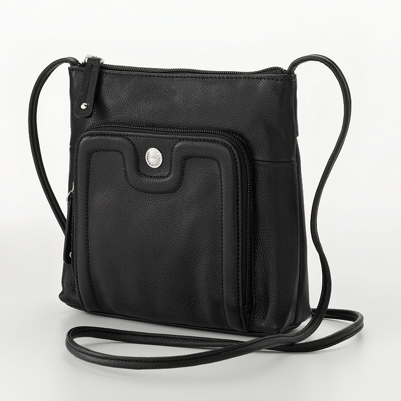 Stone and Co. Carla Leather Crossbody Bag