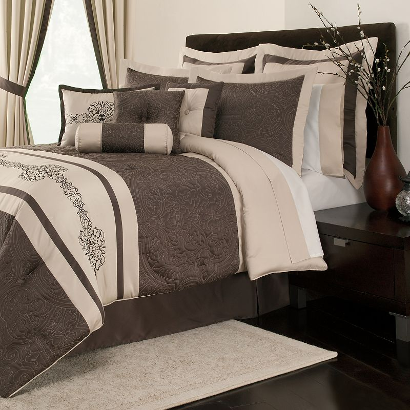 Home Classics Augustine 20 Pc Bed Set Queen