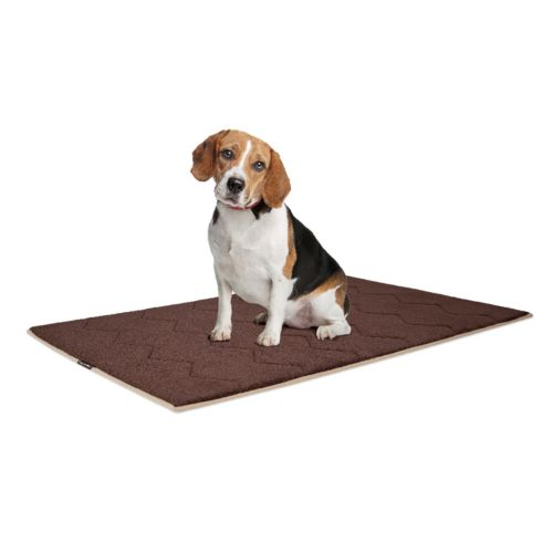 Buddy and Friends Memory Foam Pet Mat for Crates