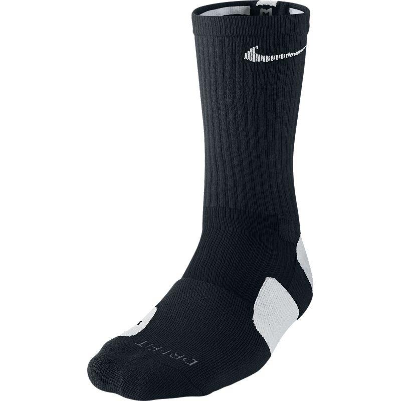 Nike Basketball Elite Crew Performance Socks - Men